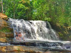 Cachoeira do Glória, Cataguases - Minas Gerais