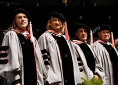 Timothy Schmit, Joe Walsh, Glenn Frey & Don Henley #eagles May12, 2012 @ Berklee College of Music Commencement, Boston MA
