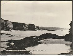 The Beach From The Sheep Pool, Gwithian, Cornwall, c.1950s - Frith's RP Postcard
