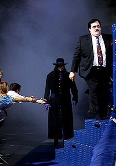 Gallery - Online World of Wrestling Wwf Superstars, Wrestling Superstars, Wrestling Wwe, Wrestlemania 30, Paul Bearer, Undertaker Wwe, Wwe Pictures, Spiderman Suits, Vince Mcmahon