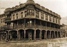 Glenwood Hotel ~ Glenwood Springs Colorado ~ 1884