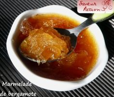 "marmelade de ""citron bergamote"" (limette)"