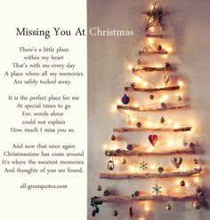 My first Christmas without my Mom.