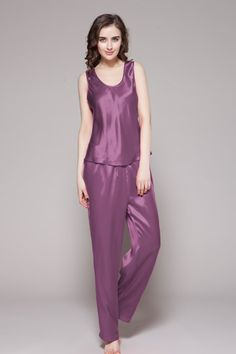 74b0263ac8 Lilysilk high quality pajama sets offer effortless comfort and style.  96   pajamas  silk