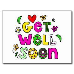 <3 Get Well Soon...