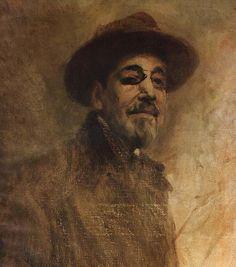 Self portrait, 1926, Columbano Bordalo Pinheiro