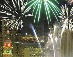 austin downtown 4th july fireworks