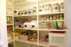 Magazine Your Home: My Pantry, the REVIEW and the REVEAL