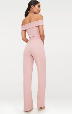 Shop the range of jumpsuits & playsuits today at PrettyLittleThing. Prom Jumpsuit, Jumpsuit Outfit, Pants Outfit, Edgy Outfits, Classy Outfits, Fashion Outfits, Jumpsuits For Girls, Fancy Jumpsuits, Rompers Dressy