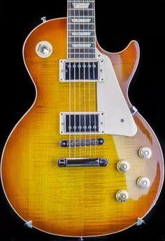 2011 Gibson Les Paul Traditional Plus Top - Ice Tea Burst