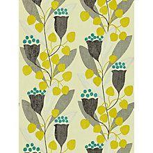 Buy Sanderson Bellflower Wallpaper Online at johnlewis.com