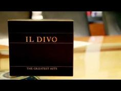 Il Divo unbox The Greatest Hit's special deluxe edition. OMG! This is just so awesome! Thank you, guys! (Love you Urs & Carlos) ;)