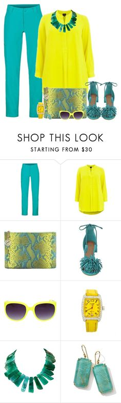 """""""Bottom Series 4/6: Pants (OUTFIT ONLY!)"""" by asia-12 ❤ liked on Polyvore featuring Marmot, Cashhimi, Locman, Dripping in Gems and Ippolita"""