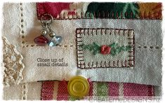 POUCH | Vintage lace & Linen by CREATEmeDESIGNS on Etsy Vintage Lace, Fabric Scraps, Little Gifts, Doilies, Gifts For Women, Upcycle, Craft Supplies, Coin Purse, Pouch
