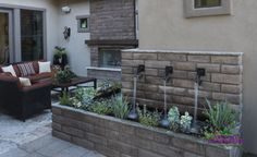 At Creative Environments, we'll use our expert knowledge to choose landscape plants that fit into your existing space. We take into consideration plant size at maturity, light requirements, maintenance, heat, wind tolerance, and soil preference.