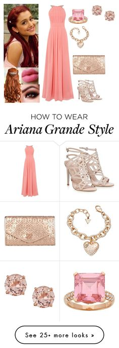"""Cat Valentine"" by charmedgreys on Polyvore featuring CO, Eliza J, Lipsy and Ted Baker"