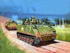 M-113 in Nam