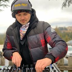 Cristian Daniel, Untold Festival, Tech House, Live In The Now, Future House, My Music, Riding Helmets, Ski, Motorcycle Jacket