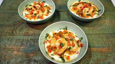 Shrimp and Grits CLINTON KELLY - Chew Recipes