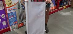 Perma Child Safety 140cm Retractable Gate | Bunnings Warehouse