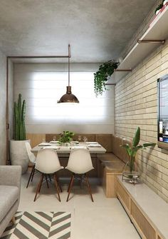 Scandinavian Dining Room Design: Ideas & Inspiration - Di Home Design Interior, Dining Room Small, Dining Room Design, Home Decor Trends, Home Decor, House Interior, Trending Decor, Home Interior Design, Home Decor Tips