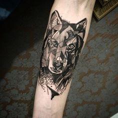 Tatuagem feita por @luansza