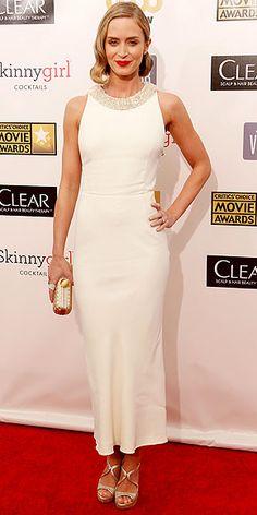 Emily Blunt - Critics' Choice Award