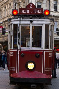 Tramway, Istanbul