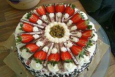 Yogurette-Torte 1