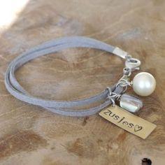 Armband Zusjes - Mevrouwtje Appel :)