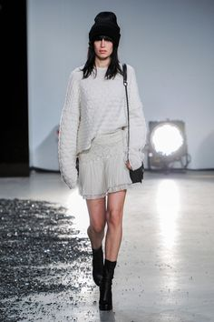 Zadig & Voltaire at Paris Fashion Week Fall 2014