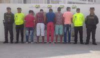 Noticias de Cúcuta: En Ocaña, en menos de 24 horas la Policía Nacional...