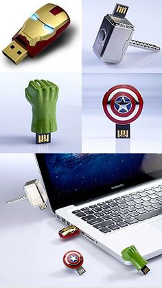 "What ""The Avengers"" use to store their computer files."