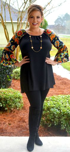 Perfectly Priscilla Boutique - Fancy Free Top, $32.00 (http://www.perfectlypriscilla.com/fancy-free-top/)