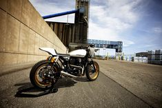 "Harley Street 500 ""The Thresher"" by Speed Merchant"