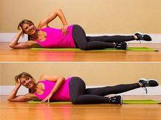 Самые эффективные упражнения для похудения ног