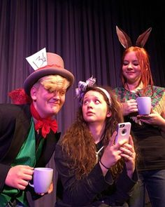 Bluefield College Youth Theatre to Present Alice@Wonderland: http://www.bluefield.edu/article/youth-theatre-alicewonderland/