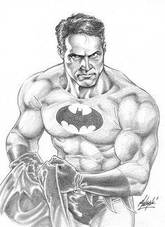 Batman / Matt Haley