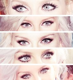 Perrie Edwards eyes