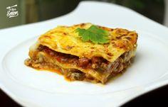 Lasaña de carne fácil Couscous, Spanish Food, Recipe Images, Cooking, Ethnic Recipes, Lasagna Food, Amp, Homemade Lasagna Recipes