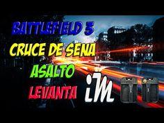 BATTLEFIELD 3 CRUCE DE SENA  PC GAMEPLAY   LEVANTA IMADAFACA!!!   ASALTO