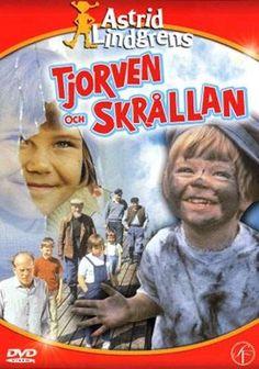 Tjorven och Skrållan [Videoupptagning] : en filmberättelse av Astrid Lindgren / regi: Olle Hellbom ... #film #barnfilm #dvd