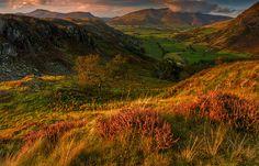 Sunrise, Blencathra, Lake District, England