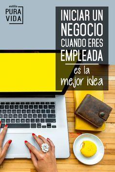 #Iniciar un #negocio mientras trabajas - es la mejor idea!