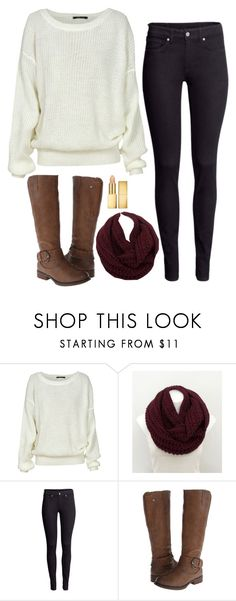 Allison Argent Inspired Outfit by daniellakresovic on Polyvore featuring H&M, Patrizia and AERIN