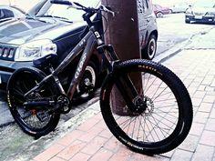 Bike Gios Street26