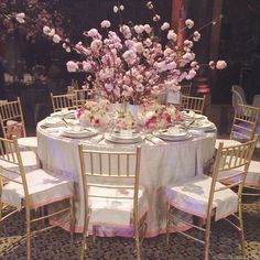 My Fashion Inspired Table for Stark at the Lenox Hill Neighborhood House Spring Gala