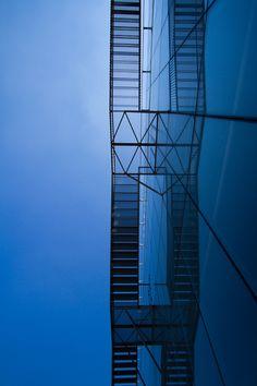 Aula l'escalier by Steve Trefois, via 500px