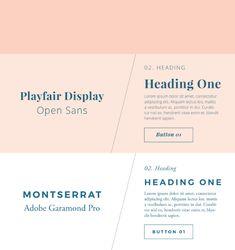10 best font pairs for squarespace. Art Journal Pages, Smash Book, Maquette Site Web, Garamond Font, Web Design, Vector Design, Deco Font, Font Combinations, Beautiful Fonts