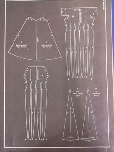 Vionnet Pattern - Part 2